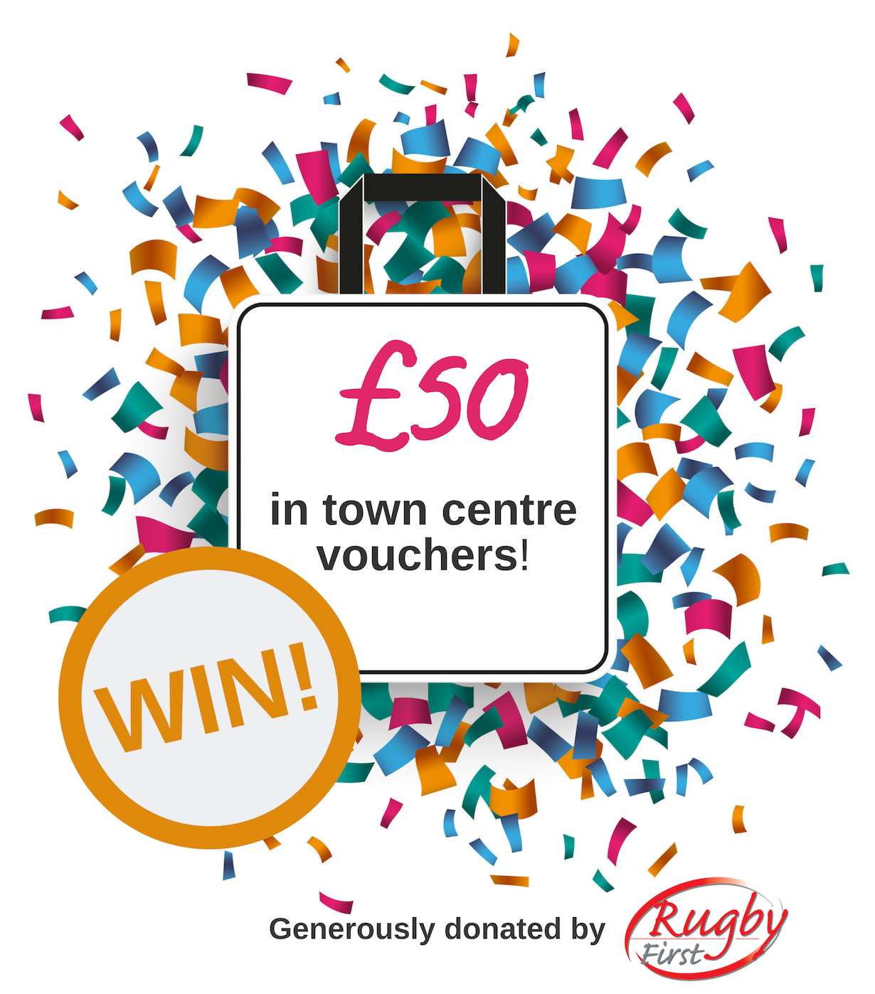 Don't miss our special prize draw!